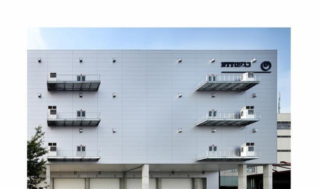 NTTロジスコサービス 八尾物流センターの画像・写真